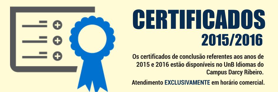 banner certificados